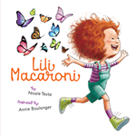 Lili Macaroni book cover