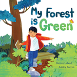 My Forest is Green book cover