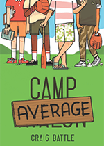 Camp Average book cover
