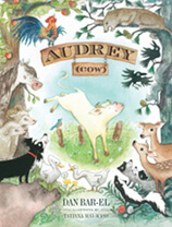 Audrey (cow) by Dan Bar-el (Vancouver, B.C.) Tundra Books
