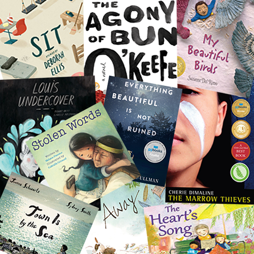 Shortlists for the 2018 Ruth and Sylvia Schwartz Children's Book Awards announced